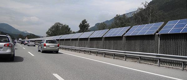 Les routes solaires