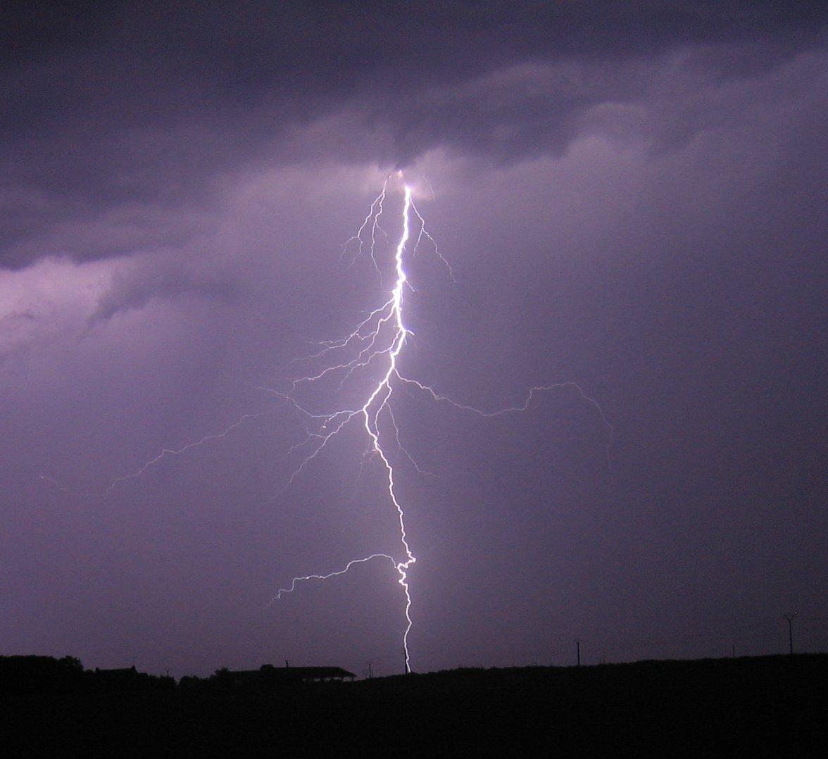 Comment se forme un orage et comment s'en protéger