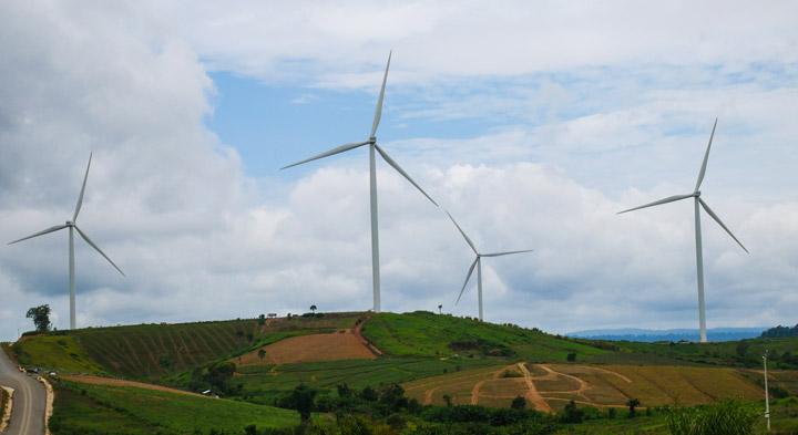 Histoire de l'énergie éolienne en France