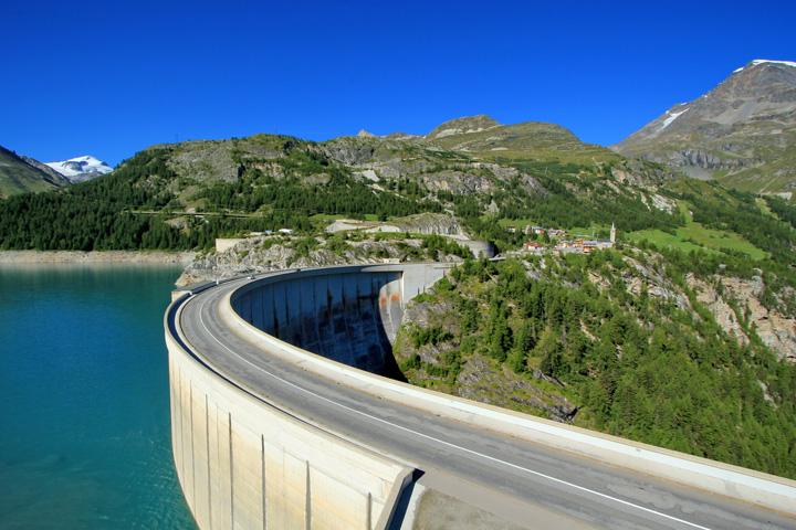 Énergie hydraulique : les plus grands barrages du monde