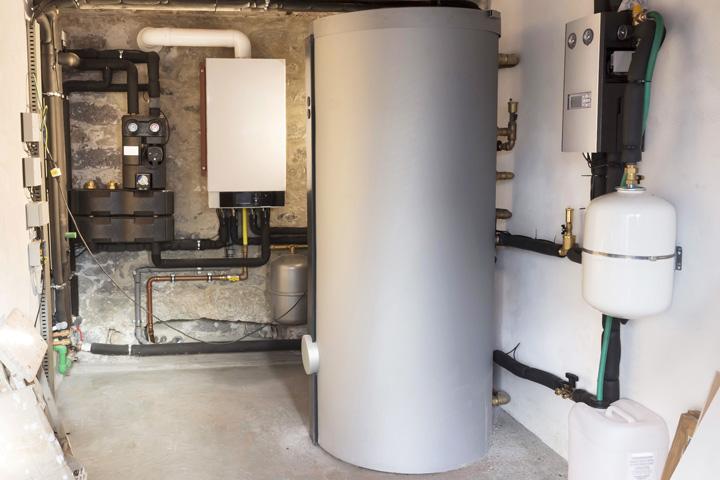 Quel est le principe de fonctionnement d'une chaudière gaz à condensation?