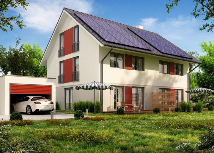 Les avantages de la maison à énergie positive