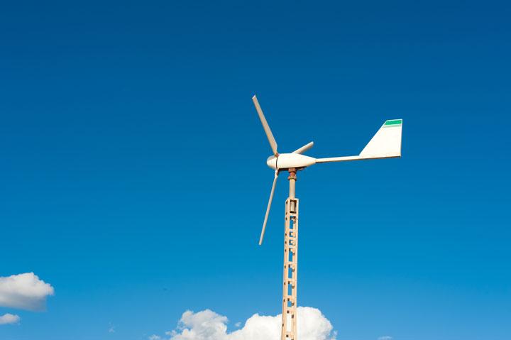 Les types éoliennes les plus répandues