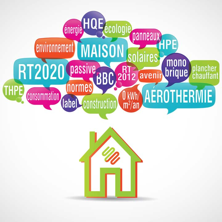 tout savoir sur les normes relatives aux maisons basse consommation direct energie. Black Bedroom Furniture Sets. Home Design Ideas