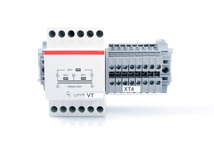 Transformateur électrique domestique