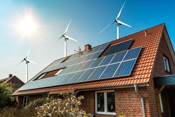 Tout savoir sur l olienne domestique direct energie for Objets domotiques dans une maison