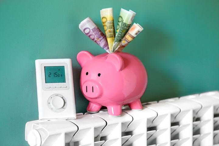 Budget chauffage étude thermique