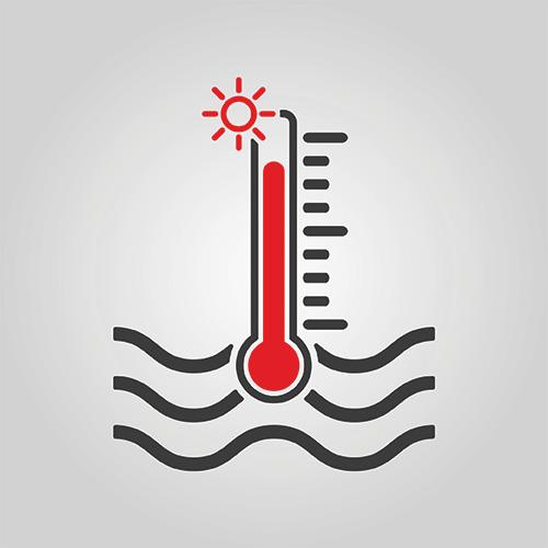 Comment réussir à régler la température de l'eau chaude ?