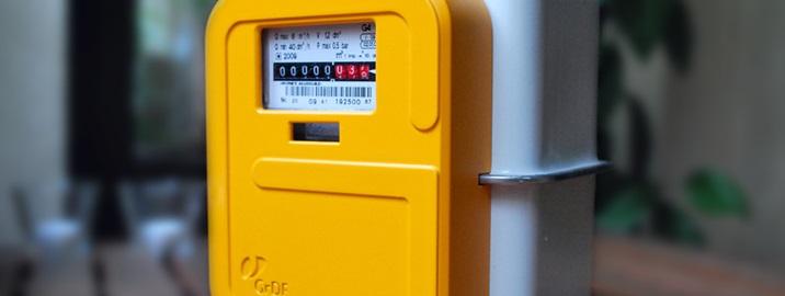 Gazpar : le nouveau compteur de gaz naturel