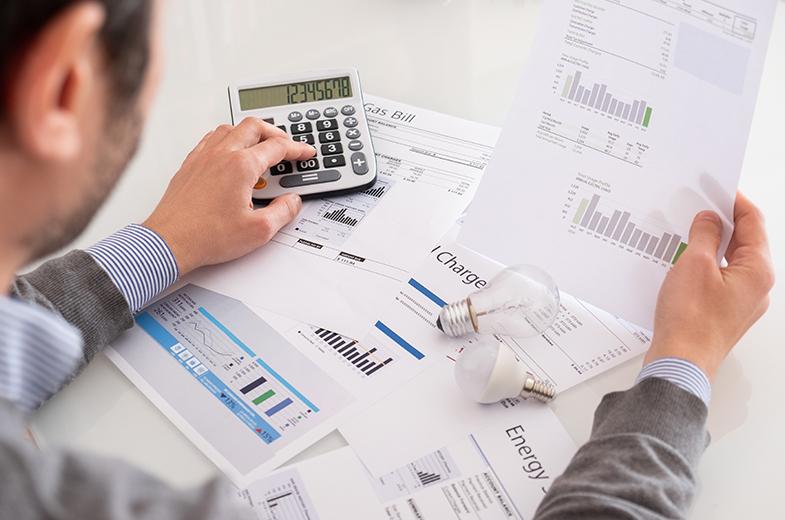 Quelle est la facture d'électricité moyenne pour une maison ou un appartement?