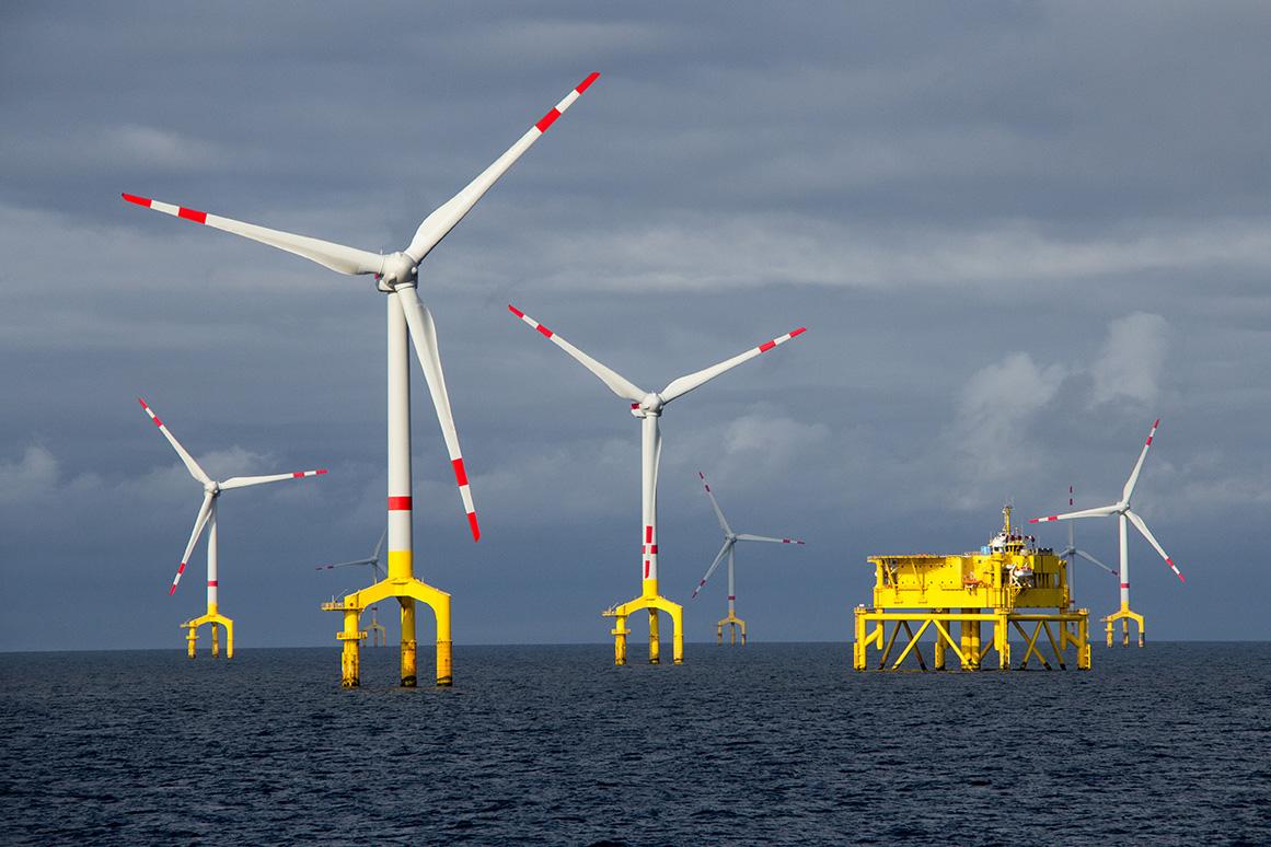 Les éoliennes flottantes