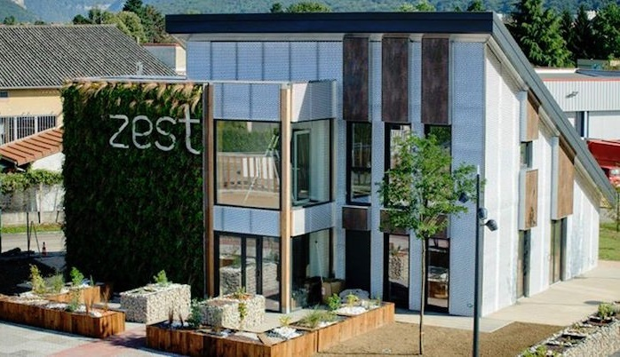 top 5 des maisons cologiques et innovantes direct energie. Black Bedroom Furniture Sets. Home Design Ideas