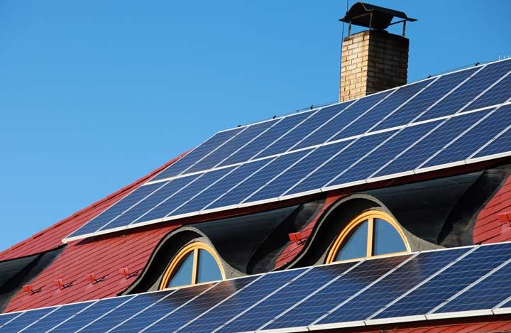 Crédit d'impôt panneaux photovoltaïque domestiques 2017