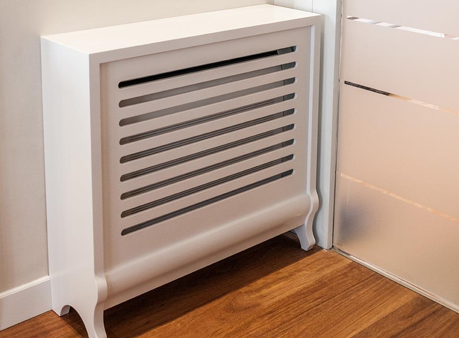 Que se passe-t-il quand on décide de cacher un radiateur ?
