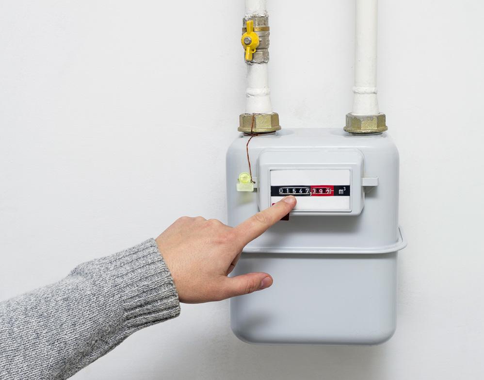 Quel est le rôle du compteur de gaz