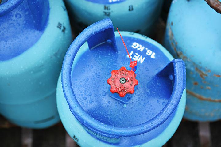 -Quels sont les différents types de bouteilles de gaz