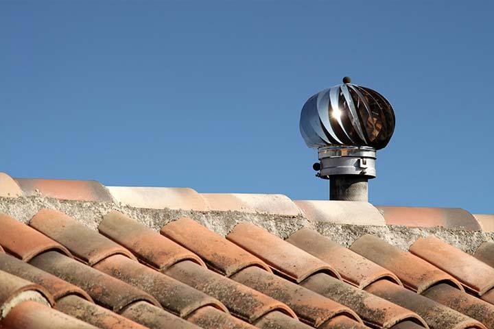 Ventilation mécanique extérieure VMC
