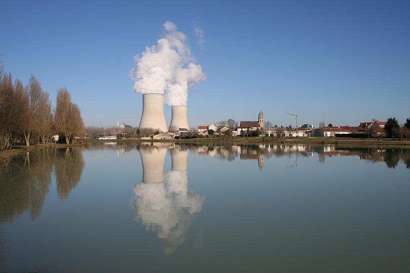 quelques precisions sur le parc nucleaire en france