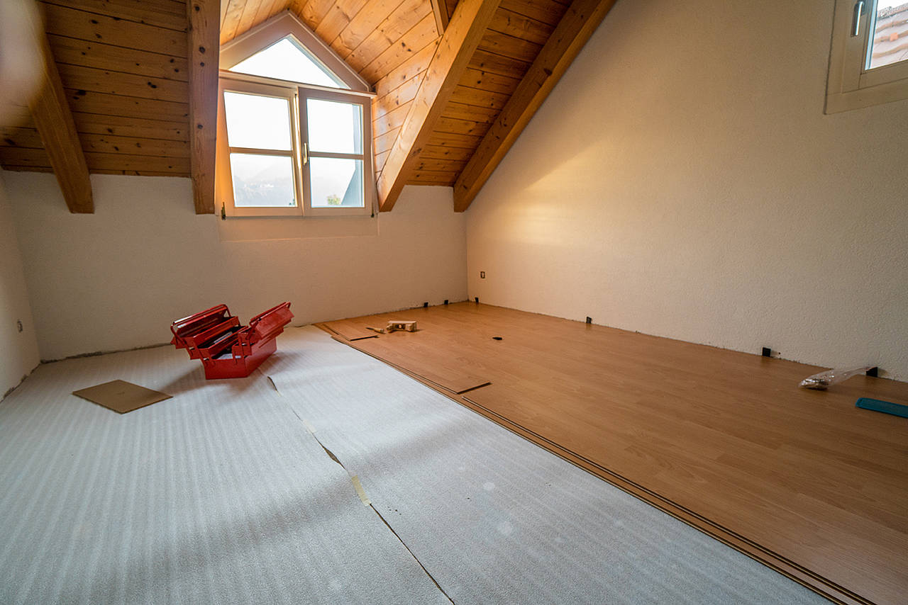 Quand procéder à l'isolation des planchers ?