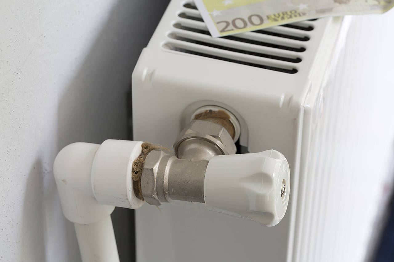 Combien coûte un radiateur à gaz ?