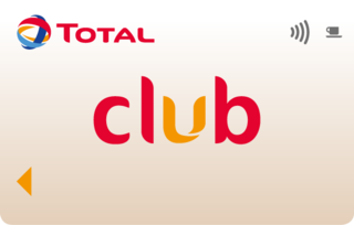 total access carte fidelite Avantage Club TOTAL