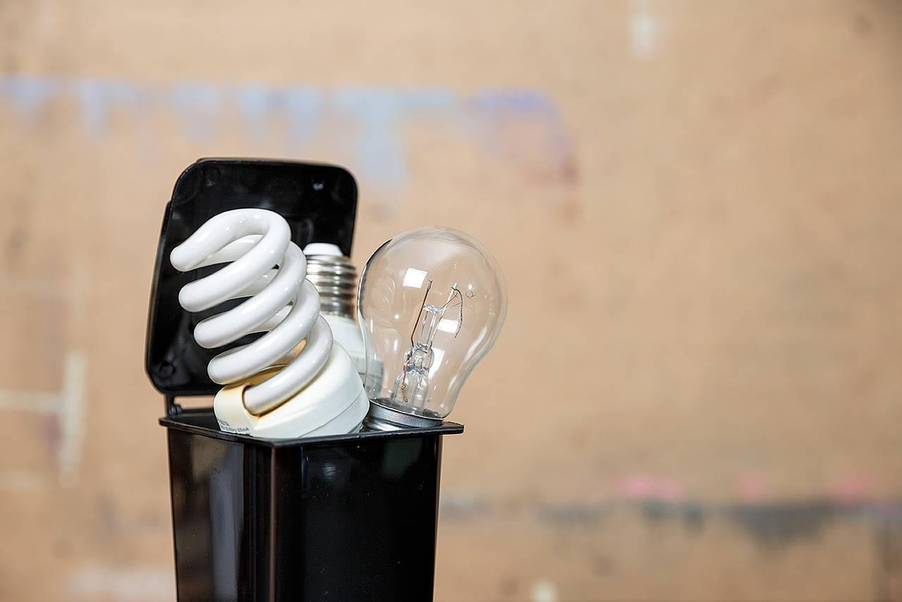 Comment est organisé le recyclage des ampoules ?