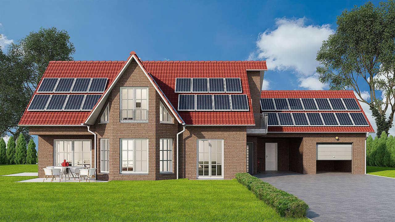 Énergie solaire : autoconsommation et revente au réseau