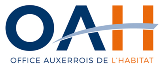 Logo Office Auxerrois de l'habitat - Direct Energie