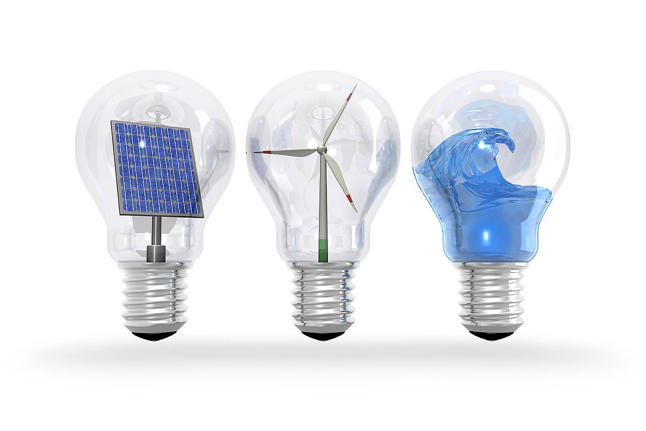 Les sources d'énergie primaires